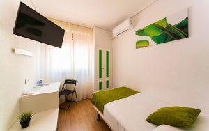 pintura de habitaciones de hoteles y hoteles en Vitoria