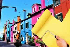 elige el color para pintar tu fachada en Vitoria