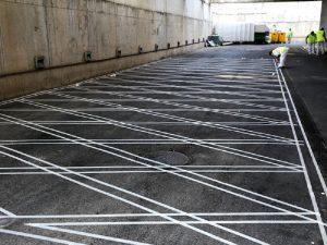 Pintura de pavimentos