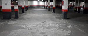 Reformas de suelos de garajes en Vitoria-Gasteiz.