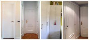lacado de puertas y muebles Vitoria